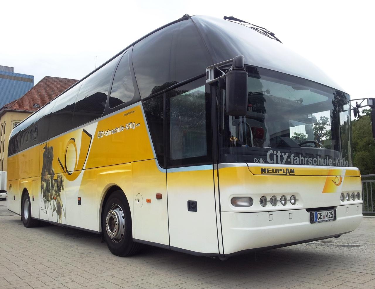 Bus - City-Fahrschule-Krug Celle
